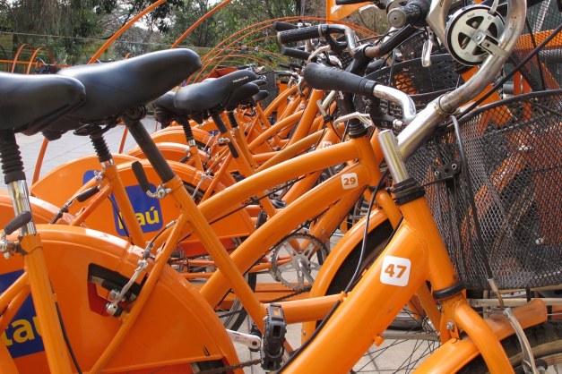 itau bikes rentals