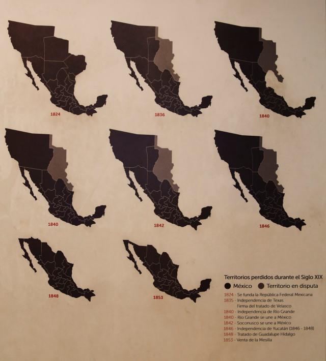 Territorio de Mexico