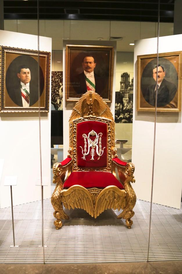 Silla Presidencial