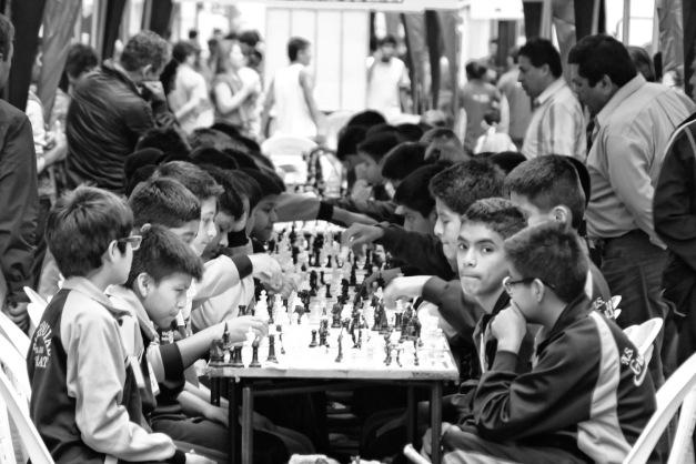 Chess hand